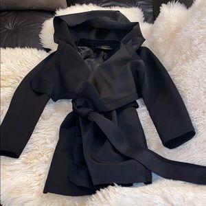 Akira Black Label Hooded Coat